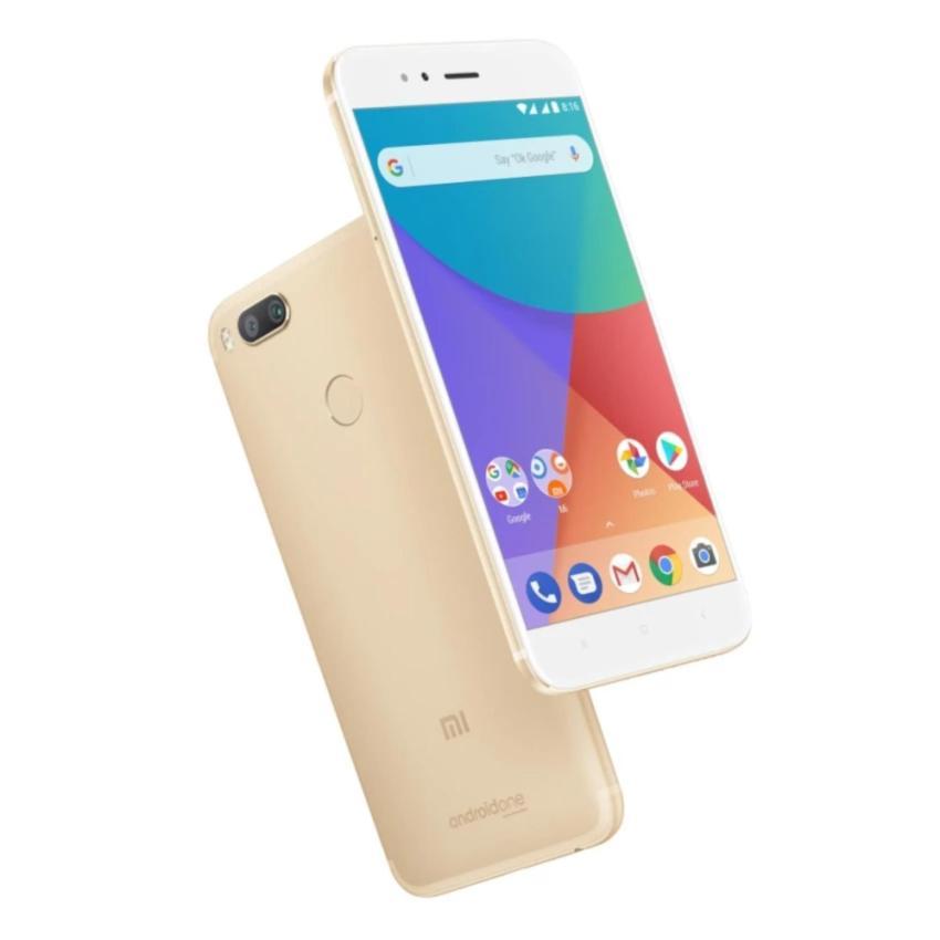 Hình ảnh Xiaomi Mi A1 64GB Ram 4GB (Vàng) - Hãng phân phối chính thức