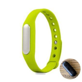 Xiaomi Mi Band 1S Heart Rate Wristband Smart Bracelet (Green) -intl - 8841848 , XI431ELAA58MLHVNAMZ-9635223 , 224_XI431ELAA58MLHVNAMZ-9635223 , 505000 , Xiaomi-Mi-Band-1S-Heart-Rate-Wristband-Smart-Bracelet-Green-intl-224_XI431ELAA58MLHVNAMZ-9635223 , lazada.vn , Xiaomi Mi Band 1S Heart Rate Wristband Smart Bracelet (G