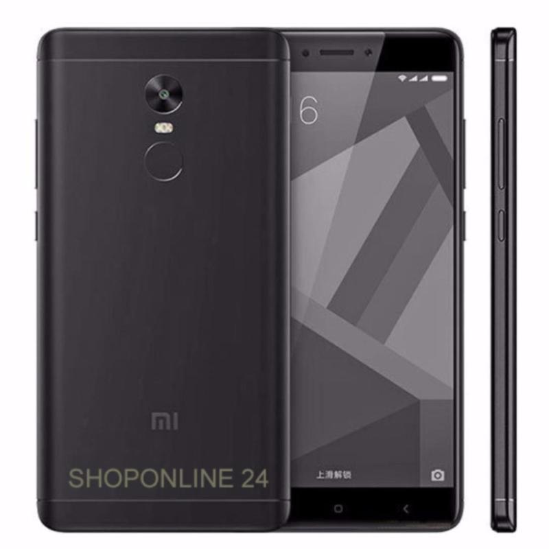 Xiaomi Note 4X Ram 3GB Rom32GB (Đen Nhám) - Hàng nhập khẩu