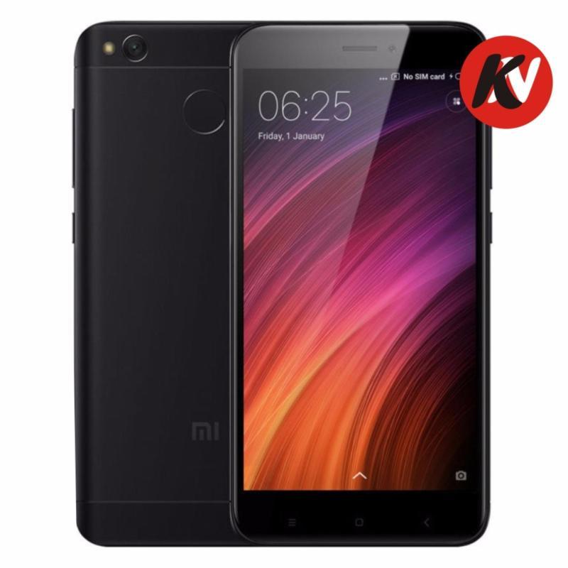Xiaomi Redmi 4X 32GB Ram 3GB (Đen) - Hãng phân phối chính thức