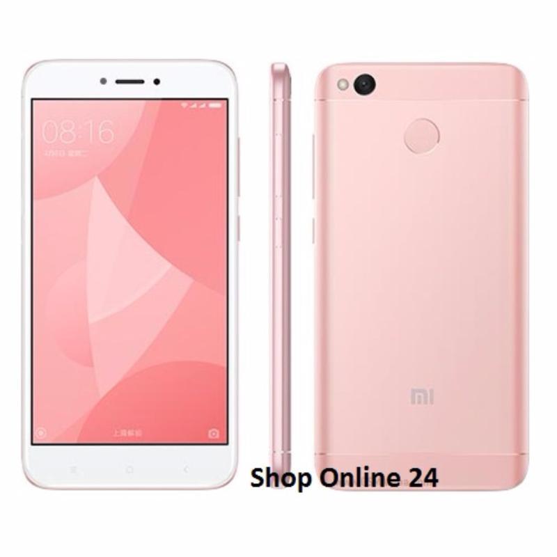 Xiaomi redmi 4X 32GB Ram 3GB (Hồng) - Hàng nhập khẩu
