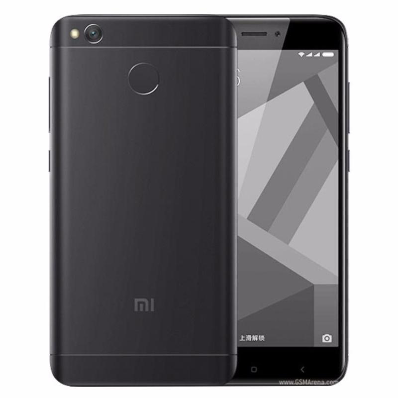Xiaomi redmi 4X 32GB Ram 3GB Kim Nhung (Đen) - Hàng nhập khẩu