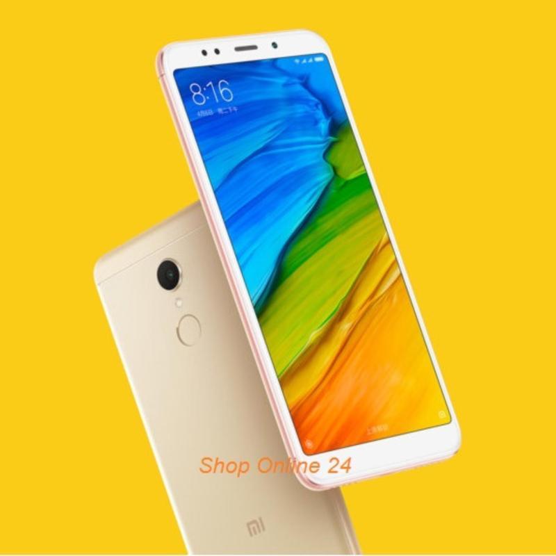 Xiaomi Redmi 5 16G Ram 2G (Vàng) - Hàng nhập khẩu