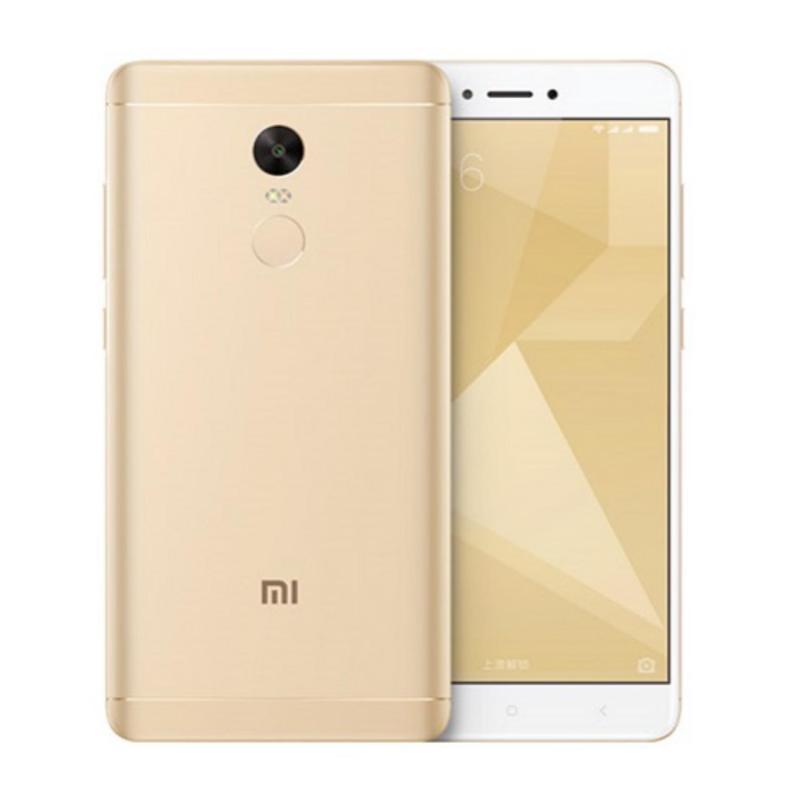 Xiaomi Redmi Note 4 32GB Ram 3GB (Vàng) - Hãng phân phối chính thức