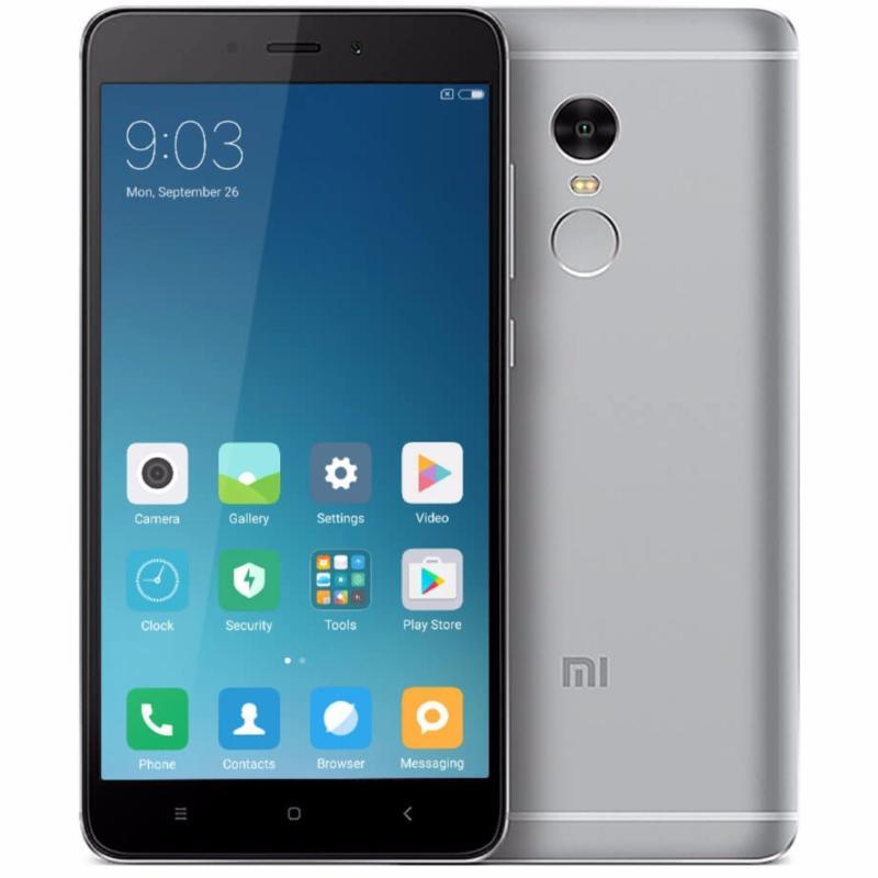 Xiaomi Redmi Note 4 64GB 3GB Ram (Xám) Kim Nhung - Hàng nhập khẩu