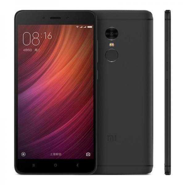 Xiaomi Redmi Note 4 64GB Ram 4GB (Đen) - Hãng phân phối chính thức + Tặng Loa Bluetooth Xiaomi Mi...