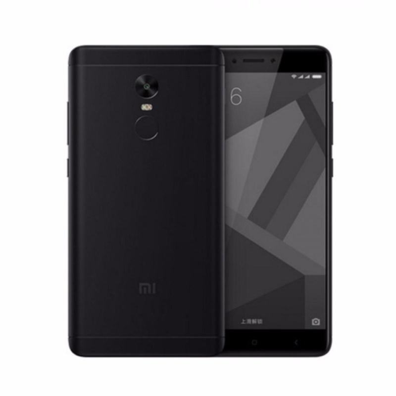 Xiaomi Redmi Note 4 64Gb/Ram 4Gb chipset  Snapdragon 625 (Đen Nhám) - Hãng Phân phối chính thức