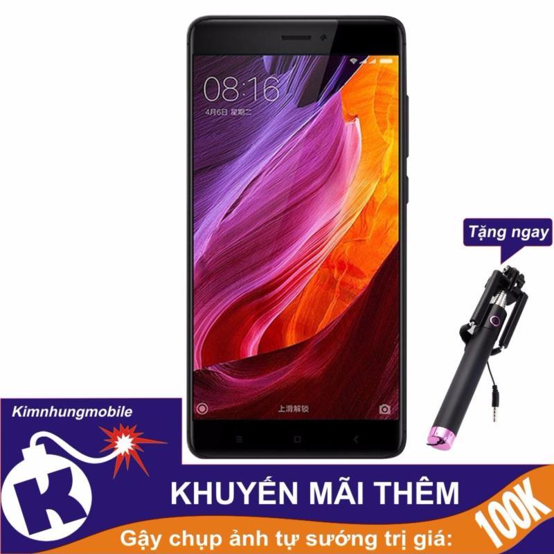 Xiaomi Redmi Note 4x 32gb 3gb Ram (Đen) - Hàng nhập khẩu + Gậy chụp ảnh
