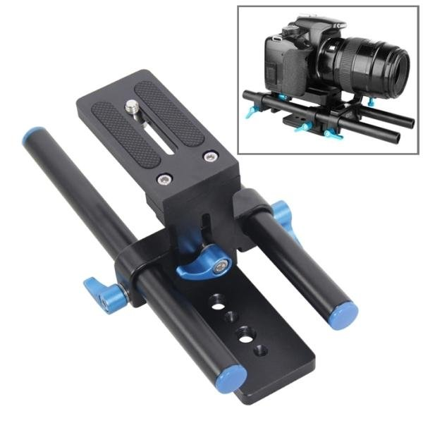 ... YEANGU YLG1005H 15mm Simple Stents Rail Rod for SLR Cameras - intl ...