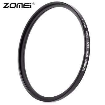 Zomei 77mm Professional Points Star Star-effect Filter Four PointsStar - intl