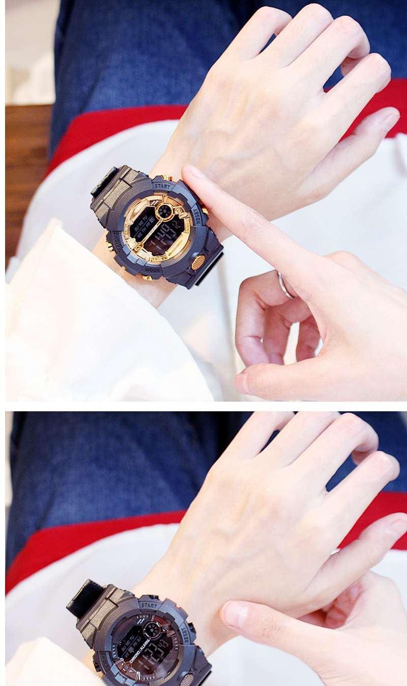 [SIÊU GIẢM GIÁ] Đồng hồ nữ cao cấp thời trang, tặng pin và hộp 7