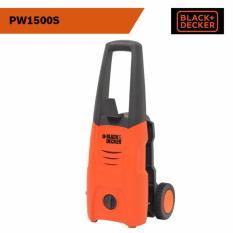 1500W Máy xịt rửa Black Decker PW1500S