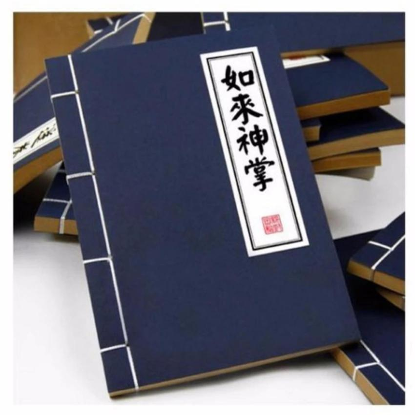 2 Quyển vở sổ tay cửu âm chân kinh ghi chú bí kíp võ công(tặng móc da hanama)