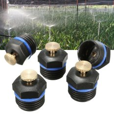 20pcs Garden Water Lawn Irrigation Spray System Sprinkler Head Plant Flower Cooling - intl