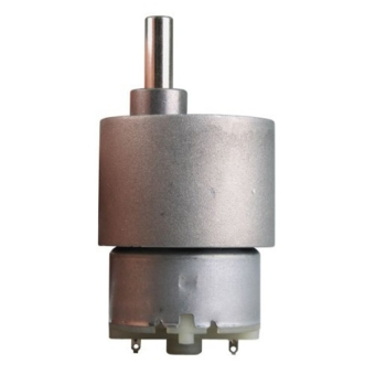 30RPM Mini Gear Box Electric Motor 12V DC 37MM High Torque - Intl