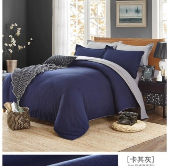 4Pcs Solid Color Bedding set Duvet Cover Sets Bed Linen Bed Sets Include Bed Sheet Pillowcase - intl - 8512820 , OE680HLAA4W5WEVNAMZ-9017966 , 224_OE680HLAA4W5WEVNAMZ-9017966 , 786000 , 4Pcs-Solid-Color-Bedding-set-Duvet-Cover-Sets-Bed-Linen-Bed-Sets-Include-Bed-Sheet-Pillowcase-intl-224_OE680HLAA4W5WEVNAMZ-9017966 , lazada.vn , 4Pcs Solid Color Beddi