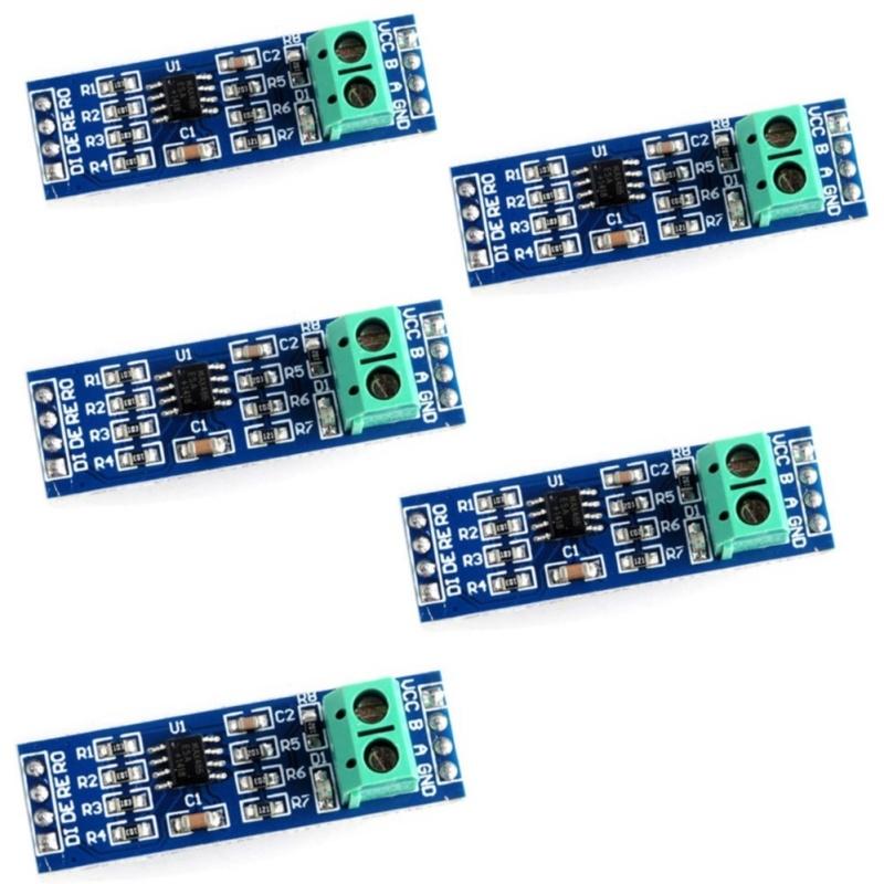 Bảng giá Mua 5PCS MAX485 RS-485 Module TTL To RS-485 Module For Arduino Raspberry Pi - intl