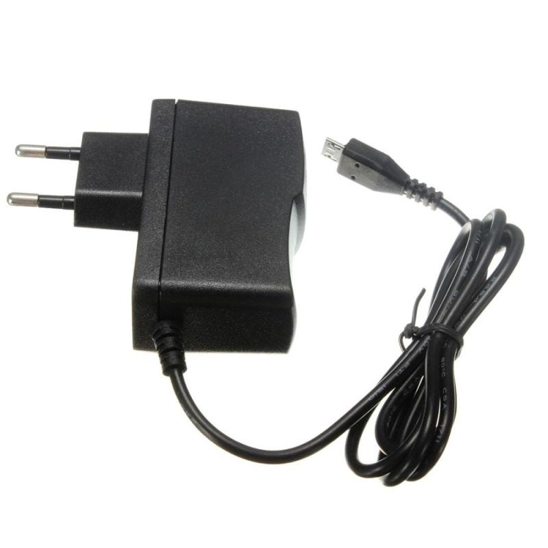 Bảng giá Mua 5V 2A EU Power Supply Micro USB AC Adapter Charger for Raspberry Pi - intl