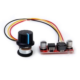 6-24V Small DC Motor Speed Control Board - Intl