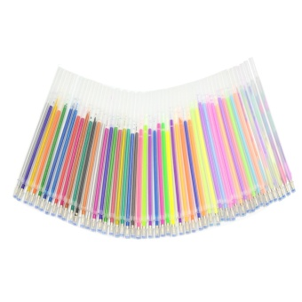 60pcs Colorful Gel Pen Refills for Adults Coloring Books ScrapbookDrawing Art Markers Replacement Refill - intl