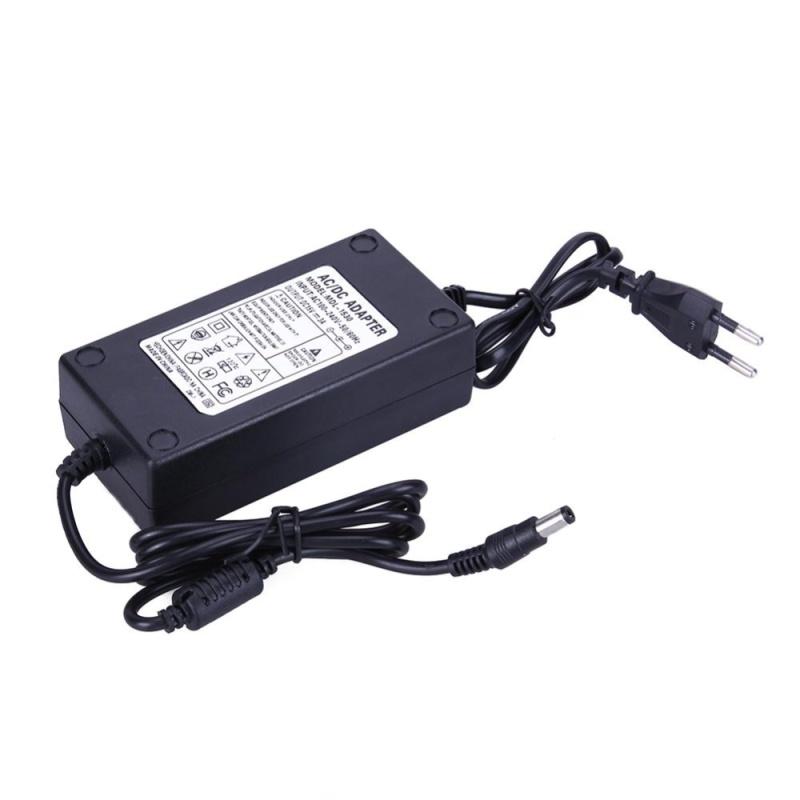 Bảng giá Mua AC to DC 15V 3A DC5.5*2.5mm Power Supply Adapter(Black)-EU Plug - intl