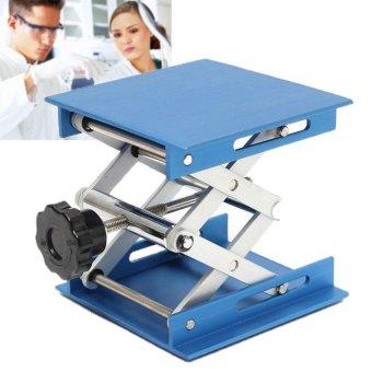 "Aluminum Oxide Lab Jack Stand Lab Jack Scissor 4"" - intl"