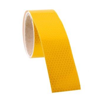 Băng keo phản quang cao cấp 3M High Intensity Grade HIP 393150mmx1m (Vàng)
