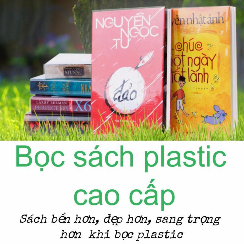 Mua Bao bọc sách plastic cao cấp _ Bookcare