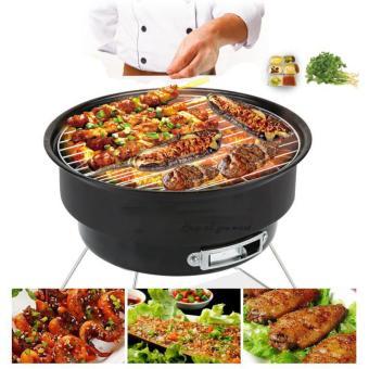 Bếp nướng than hoa không khói giá rẻ BBQ