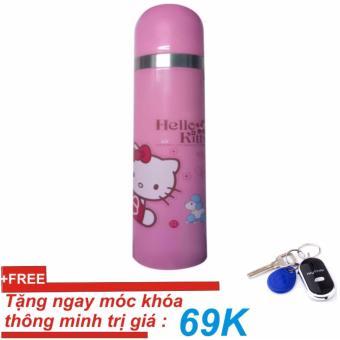 Bình giữ nhiệt inox cao cấp hình hello kitty (Hồng) + móc khóa thông minh - 8551056 , OE680HLAA95WXMVNAMZ-18131085 , 224_OE680HLAA95WXMVNAMZ-18131085 , 182000 , Binh-giu-nhiet-inox-cao-cap-hinh-hello-kitty-Hong-moc-khoa-thong-minh-224_OE680HLAA95WXMVNAMZ-18131085 , lazada.vn , Bình giữ nhiệt inox cao cấp hình hello kitty (Hồ