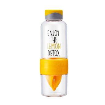 Tìm đâu Bình nước Detox Lock&Lock HLC659YEL 520ml (Màu vàng cam)  (online)