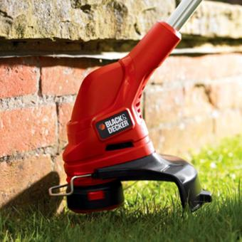 Black+Decker - Máy cắt cỏ cầm tay 450W GL4525-B1