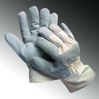 Bộ 02 Đôi Găng tay vải da mài cắt