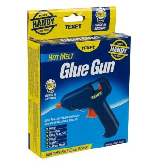 Bộ 1 súng bắn keo TEXET HH-158 và 6 thanh keo