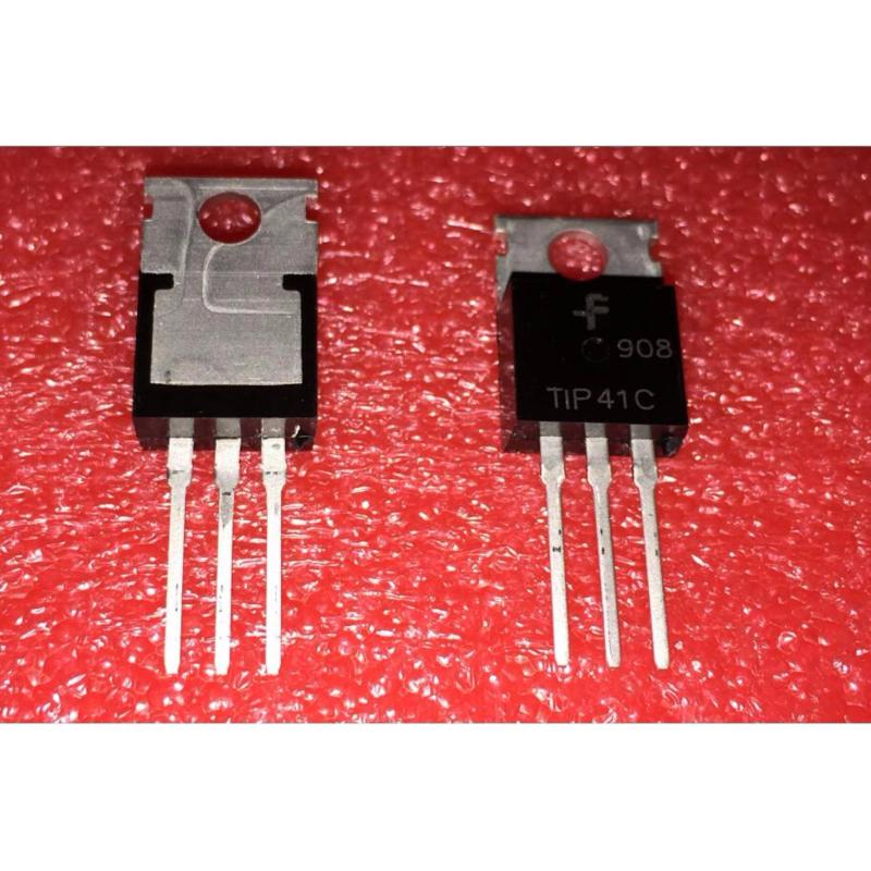 Bảng giá Bộ 10 Con Transistor TIP41C TO-220 NPN 6A 100V