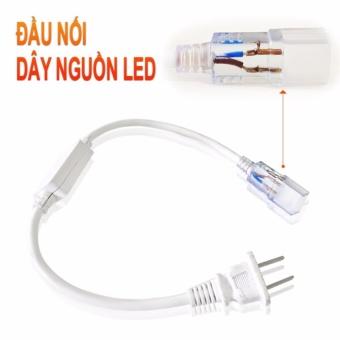 Bộ 10 đầu nối dây nguồn đèn led dây