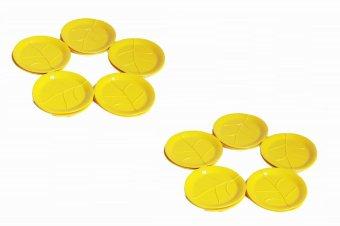 Bộ 10 miếng đế lót ly nhựa chiếc lá Rico (Vàng) - 8709167 , RI842HLAUHROVNAMZ-476378 , 224_RI842HLAUHROVNAMZ-476378 , 99000 , Bo-10-mieng-de-lot-ly-nhua-chiec-la-Rico-Vang-224_RI842HLAUHROVNAMZ-476378 , lazada.vn , Bộ 10 miếng đế lót ly nhựa chiếc lá Rico (Vàng)