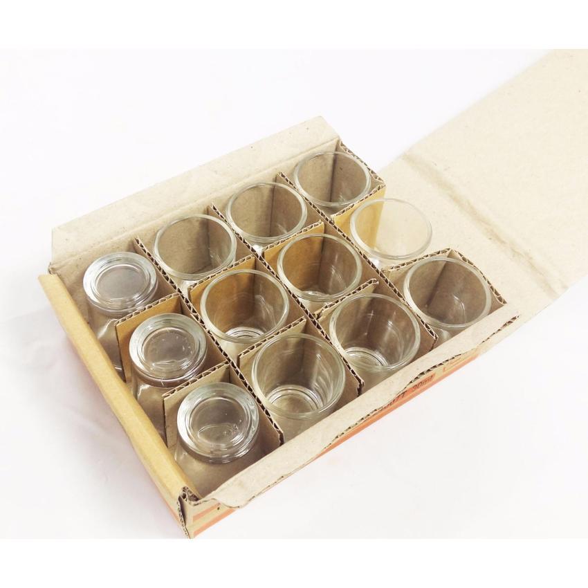 Hình ảnh Bộ 12 cốc mít Lotus Glass 30ml