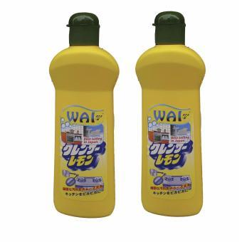 Bộ 2 chai kem tẩy rửa đa năng cao cấp Nhật Bản Wai màu vàng 400g - 8835144 , WA176HLAA305CNVNAMZ-5213445 , 224_WA176HLAA305CNVNAMZ-5213445 , 100000 , Bo-2-chai-kem-tay-rua-da-nang-cao-cap-Nhat-Ban-Wai-mau-vang-400g-224_WA176HLAA305CNVNAMZ-5213445 , lazada.vn , Bộ 2 chai kem tẩy rửa đa năng cao cấp Nhật Bản Wai màu vàng 4