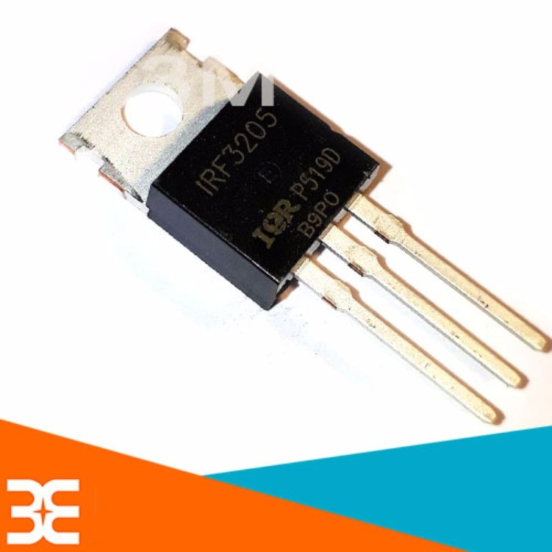 Bảng giá Bộ 2 Con irf3205 mosfet 55V/110A/200W TO-220 N-CH