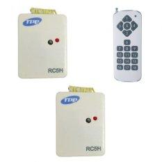 Bộ 2 công tắc điều khiển từ xa cho máng đèn sóng RF TPE RC5H + Remote 18 nút R3.4