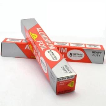 Bộ 2 cuộn giấy bạc bọc thức ăn đa năng và tiện dụng