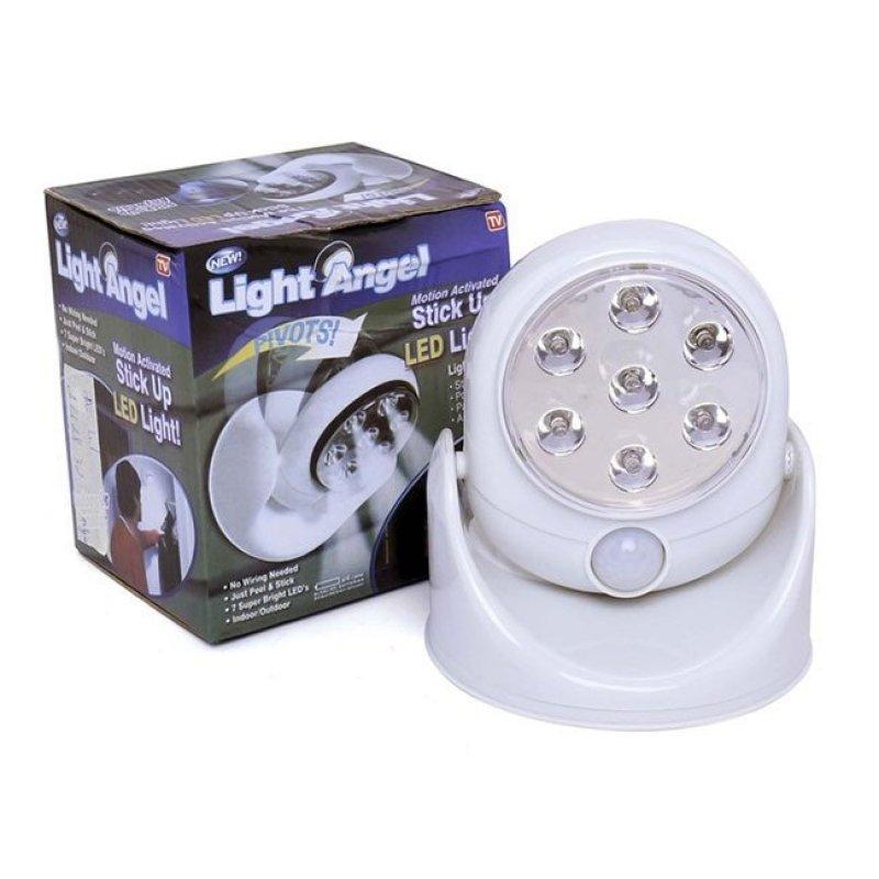 Bảng giá Bộ 2 đèn Led cảm ứng chống trộm thông minh