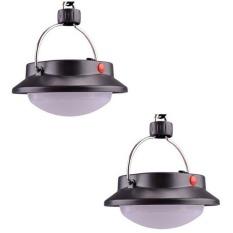 Bộ 2 đèn pin sạc ngoài trời Rinos RN2100