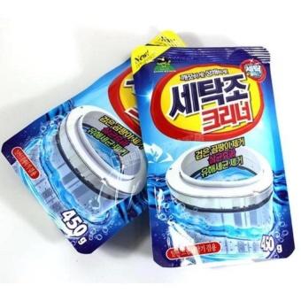Bộ 2 gói bột tẩy vệ sinh lồng máy giặt 450g công nghệ Hàn Quốc - 8504554 , OE680HLAA3T8C6VNAMZ-6811525 , 224_OE680HLAA3T8C6VNAMZ-6811525 , 156398 , Bo-2-goi-bot-tay-ve-sinh-long-may-giat-450g-cong-nghe-Han-Quoc-224_OE680HLAA3T8C6VNAMZ-6811525 , lazada.vn , Bộ 2 gói bột tẩy vệ sinh lồng máy giặt 450g công nghệ Hàn