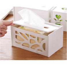 Giảm giá Bộ 2 hộp đựng khăn giấy Nhật Minh CD015