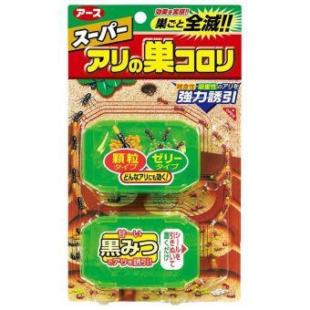 Bộ 2 hộp thuốc diệt kiến Super Arinosu Koroki