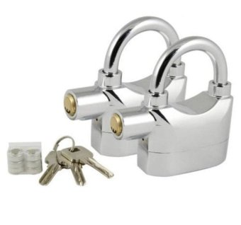 Bộ 2 khóa chống trộm có còi báo động HL0146 - 10243147 , GI280HLAA11Y78VNAMZ-1495370 , 224_GI280HLAA11Y78VNAMZ-1495370 , 378000 , Bo-2-khoa-chong-trom-co-coi-bao-dong-HL0146-224_GI280HLAA11Y78VNAMZ-1495370 , lazada.vn , Bộ 2 khóa chống trộm có còi báo động HL0146