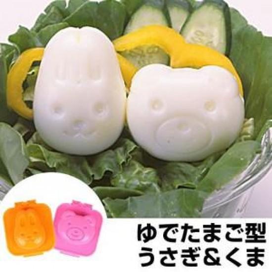 Bộ 2 khuôn cơm hình gấu thỏ Kokubo KK-186
