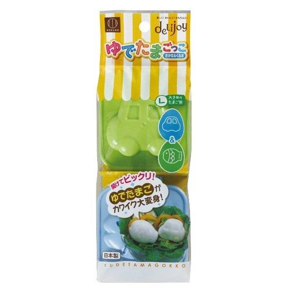 Bộ 2 khuôn tạo hình cơm nắm trứng luộc Kokubo